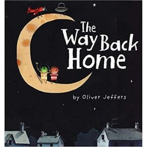 Children's Books About Space, The Way Back Home