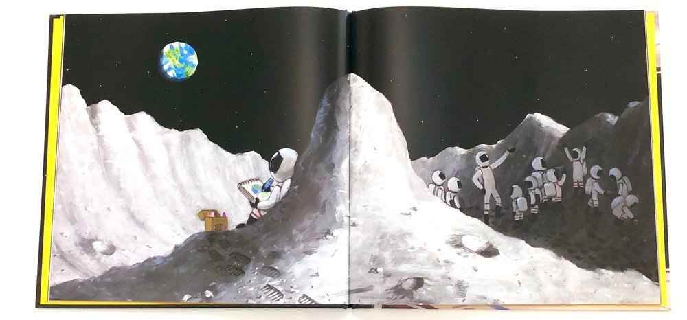 Field Trip to the Moon, by John Hare