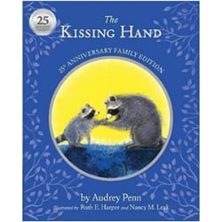 Children's Books About Divorce, The Kissing Hand