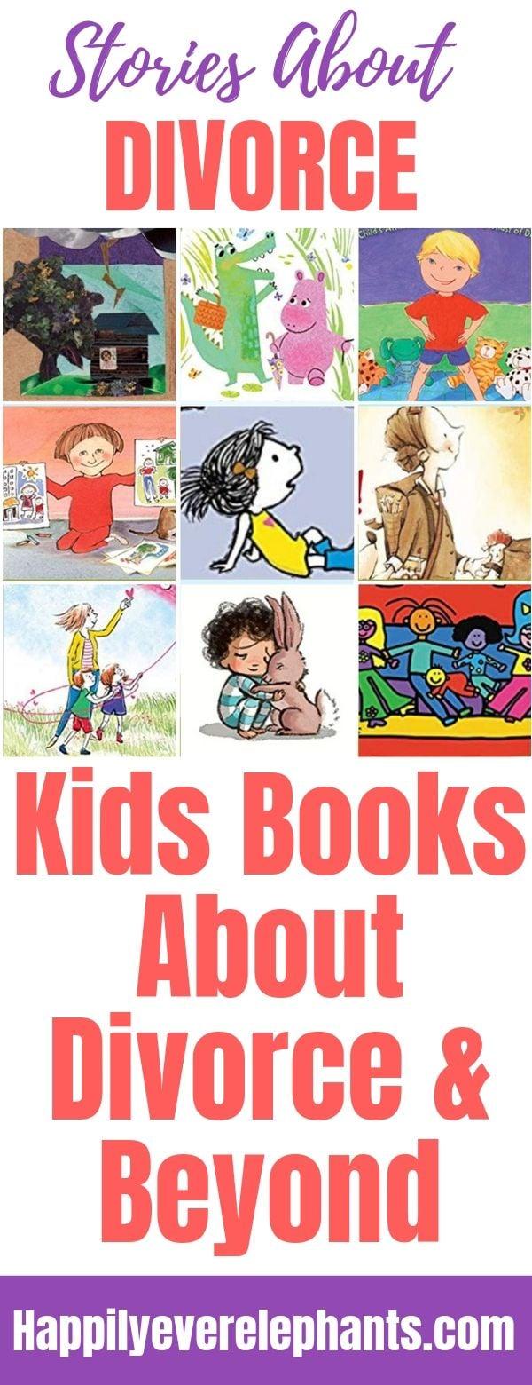 Children's Books About Divorce