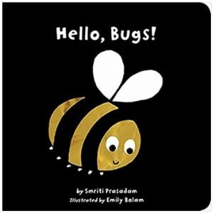 Black and White Books for Newborns, Hello Bugs
