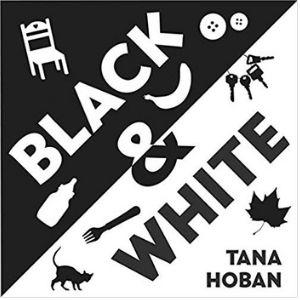Black and white books for newborns, black and white