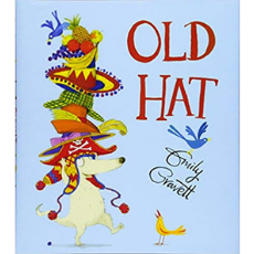 Books for Kids with Anxiety, Old Hat