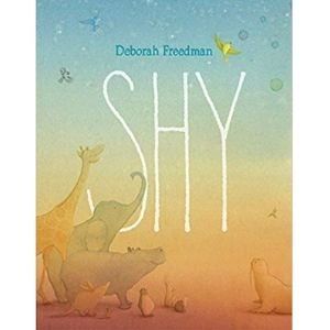 Books for Kids with Anxiety, Shy