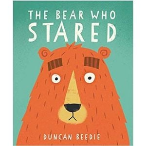 Books for Kids with Anxiety, The Bear Who Stared