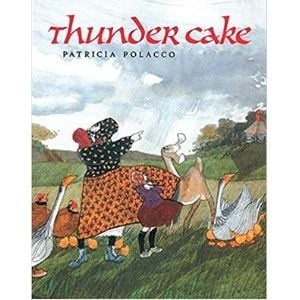 Books for Kids with Anxiety, Thunder Cake
