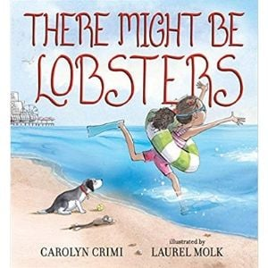 Books for Kids with Anxiety, There Might Be Lobsters