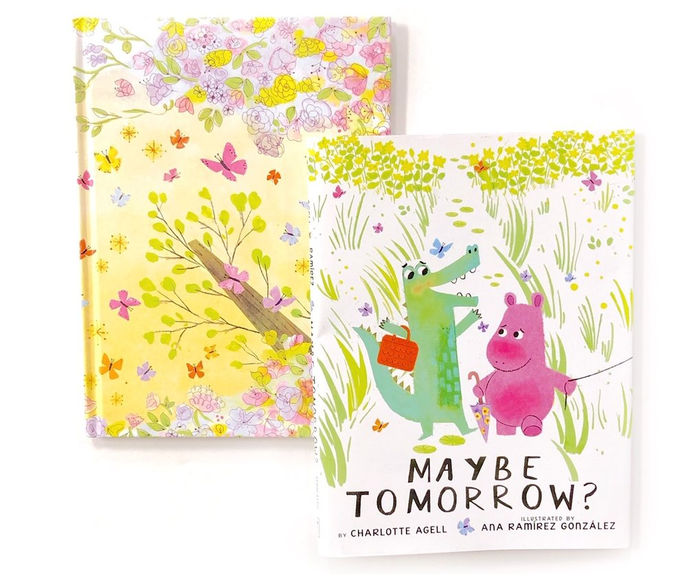 Maybe Tomorrow by Charlotte Agell