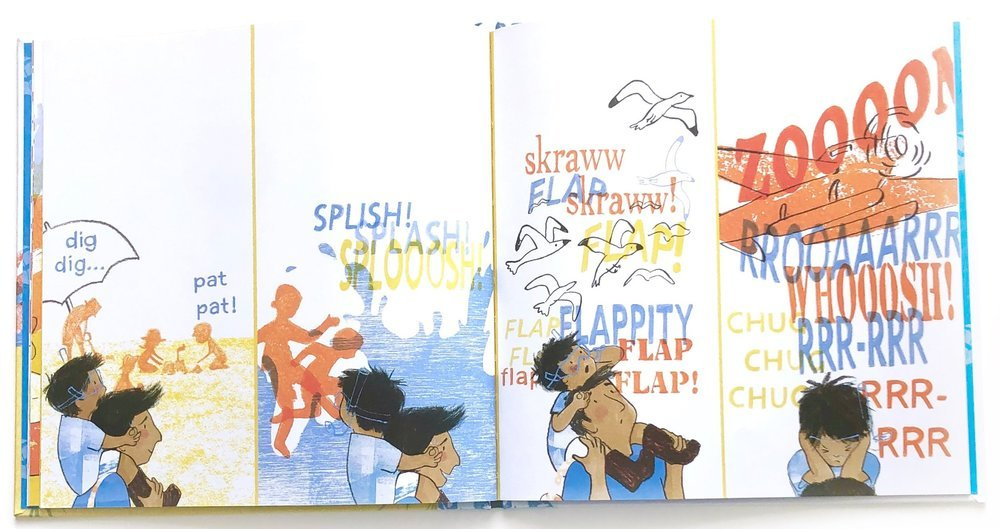 sensory processing disorder books for kids