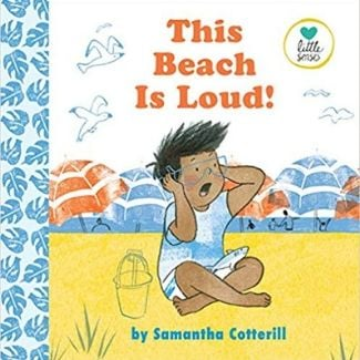 Books for Autistic Children, This Beach is Loud