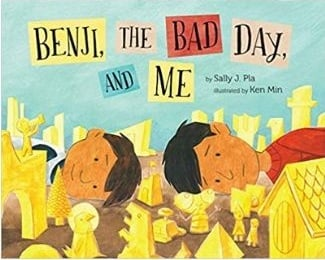 Books for Autistic Children, Benji, The Bad Day and Me