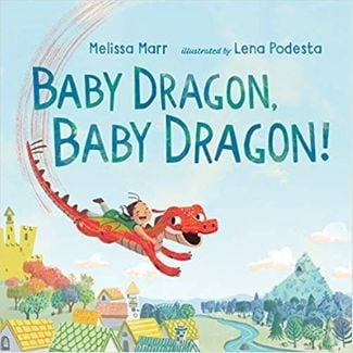 Books for Autistic Children, Baby Dragon Baby Dragon