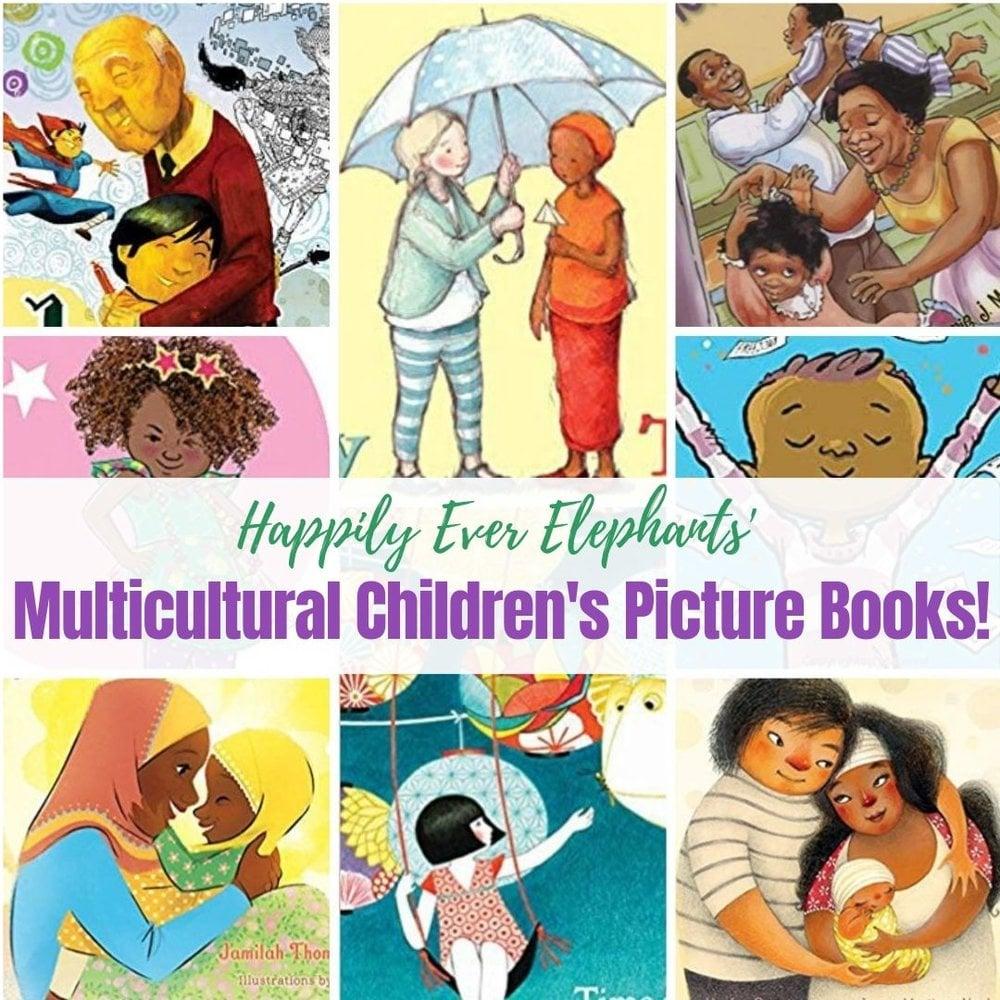 Multicultural Children's Picture Books