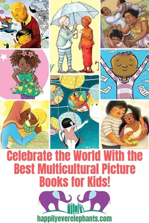 Multicultural Picture Books!