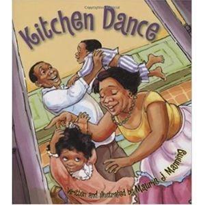 Multicultural Children's Picture Books, Kitchen Dance