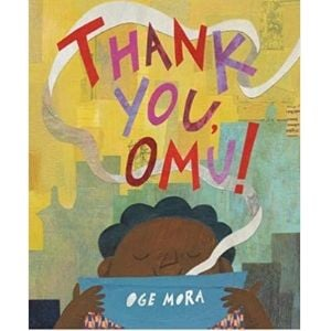 Multicultural Children's Picture Books, Thank You Omu!