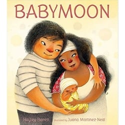 Multicultural Children's Picture Books, Babymoon