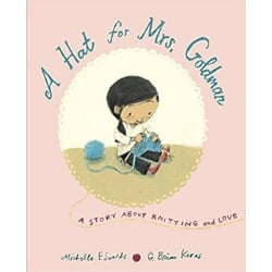Multicultural Children's Picture Books, A Hat for Mrs Goldman