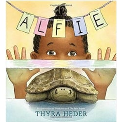 Multicultural Children's Picture Books, Alfie the Turtle that Disappeared