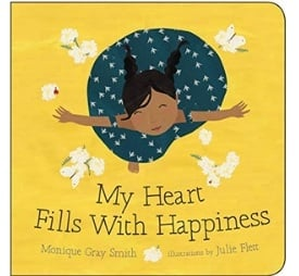 Multicultural Children's Picture Books, My Heart Fills With Happiness