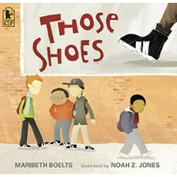 Multicultural Children's Picture Books, Those Shoes