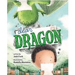 Multicultural Children's Picture Books, Dear Dragon
