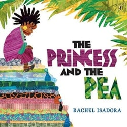 Multicultural Children's Picture Books, The Princess and the Pea