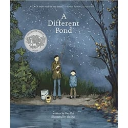 Multicultural Children's Picture Books, A Different Pond