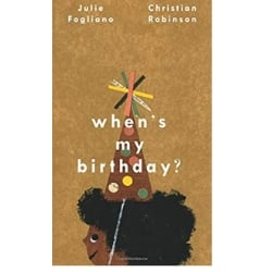 Multicultural Children's Picture Books, When's My Birthday