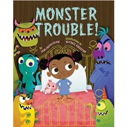 Multicultural Children's Picture Books, Monster Trouble