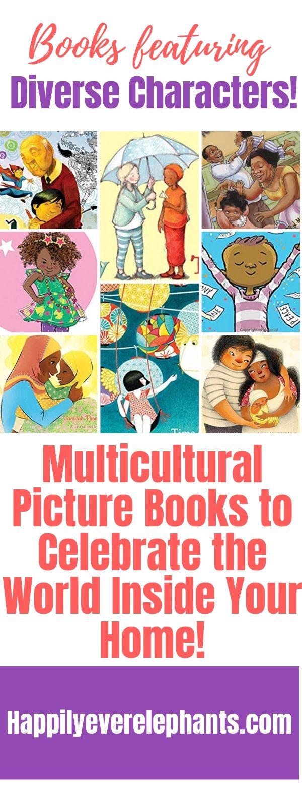 Multicultural Children's Picture Books!