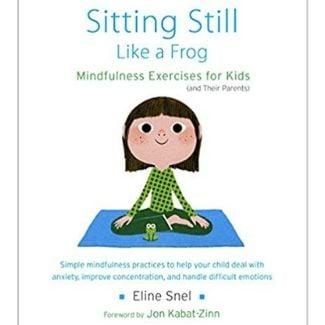 Mindfulness Books for Kids, Sitting Still like a Frog