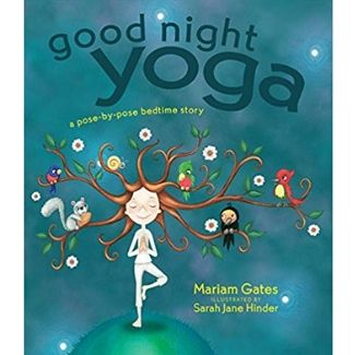 Mindfulness Books for Kids, Goodnight Yoga