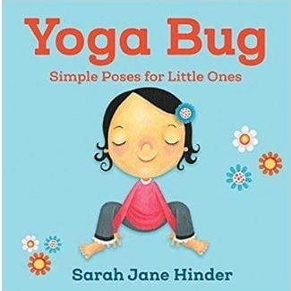 Mindfulness Books for Kids, Yoga Bug