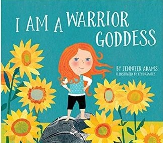 Mindfulness Books for Kids, I am a warrior goddess
