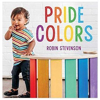LGBT Children's Books, Pride Colors