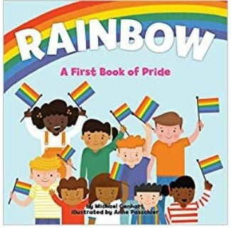 LGBT Children's Books, Rainbow a First Book of Pride