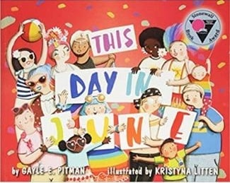 LGBT Children's Books, This Day in June