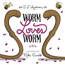 LGBT Children's Books, Worm Loves Worm