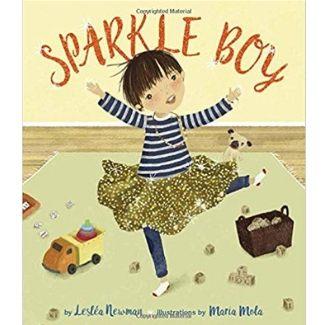 LGBT Children's Books, Sparkle Boy