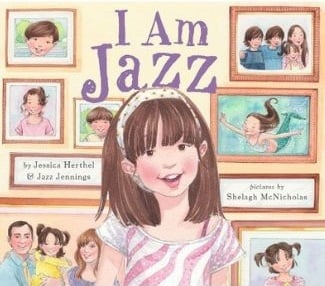 LGBT Children's Books, I am Jazz