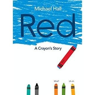 LGBT Children's Books, Red A Crayon's Story