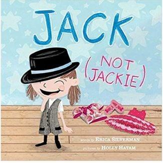 LGBT Children's Books, Jack not Jackie