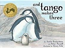 LGBT Children's Books, And Tango Makes Three