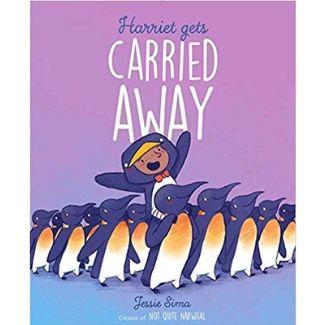LGBT children's books, Harriet Gets Carried Away