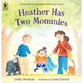 LGBT Children's Books, Heather has Two Mommies