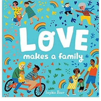LGBT Children's Books, Love Makes a Family