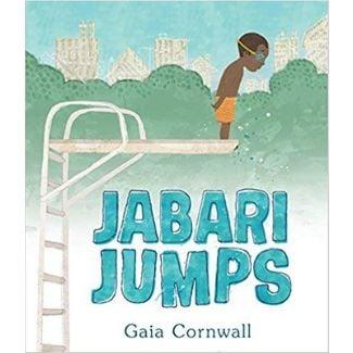 Children's Books About Dads, Jabari Jumps