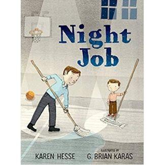 Children's Books About Dads, Night Job