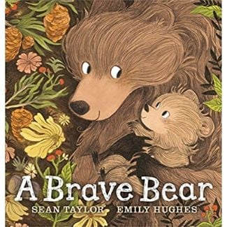 Children's Books About Dads, A Brave Bear